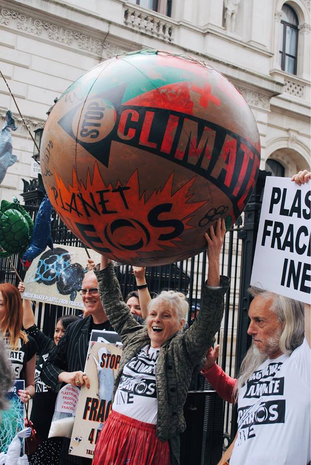 180605 Downing Street Ineos plastics Talk Fracking 2