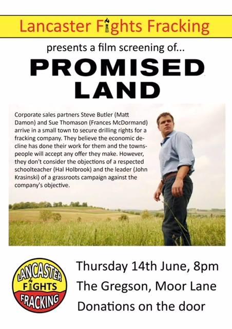 180614 Promised Land screening