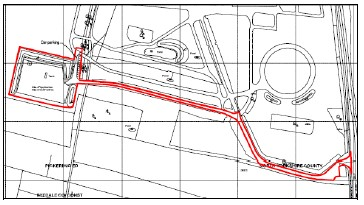 Site plan for Third Energy's Pickering site revised in 2009