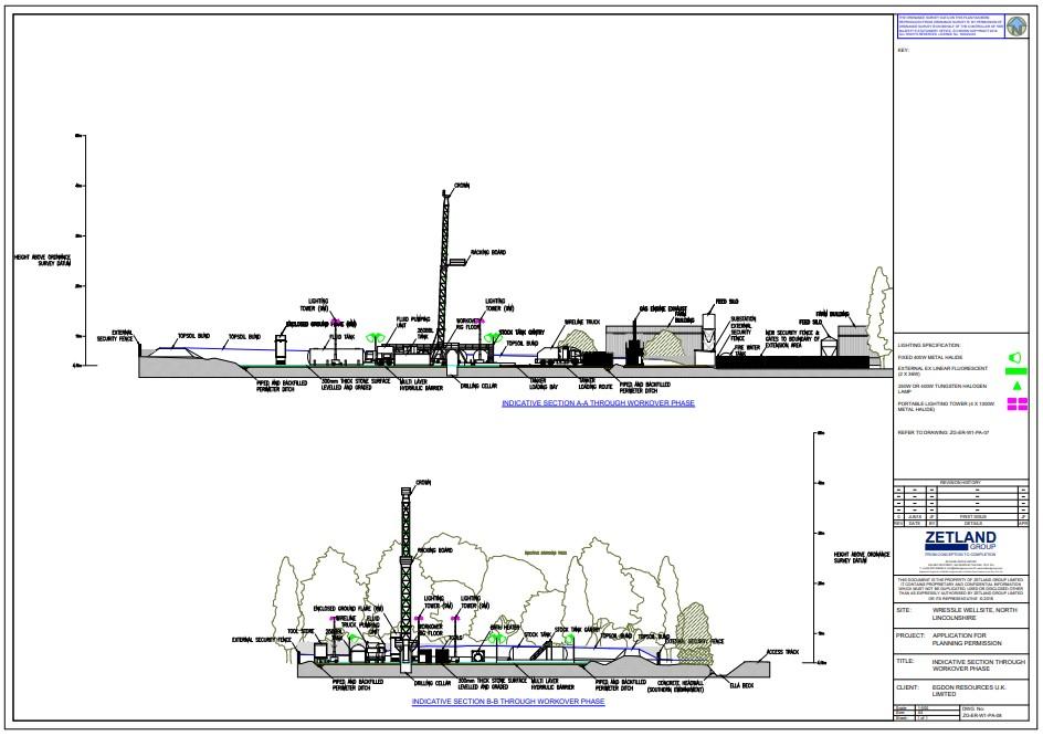 1807 Wressle section plan