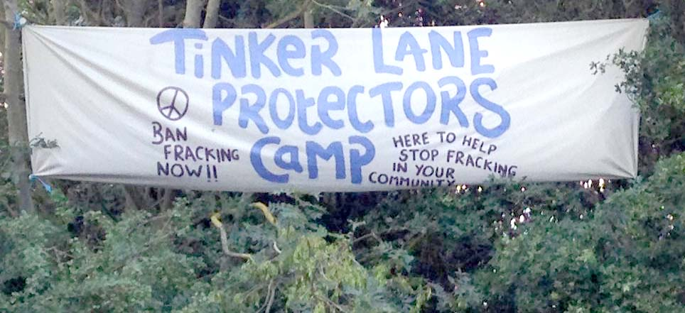 180722 Tinker Lane Protection Camp TLPC