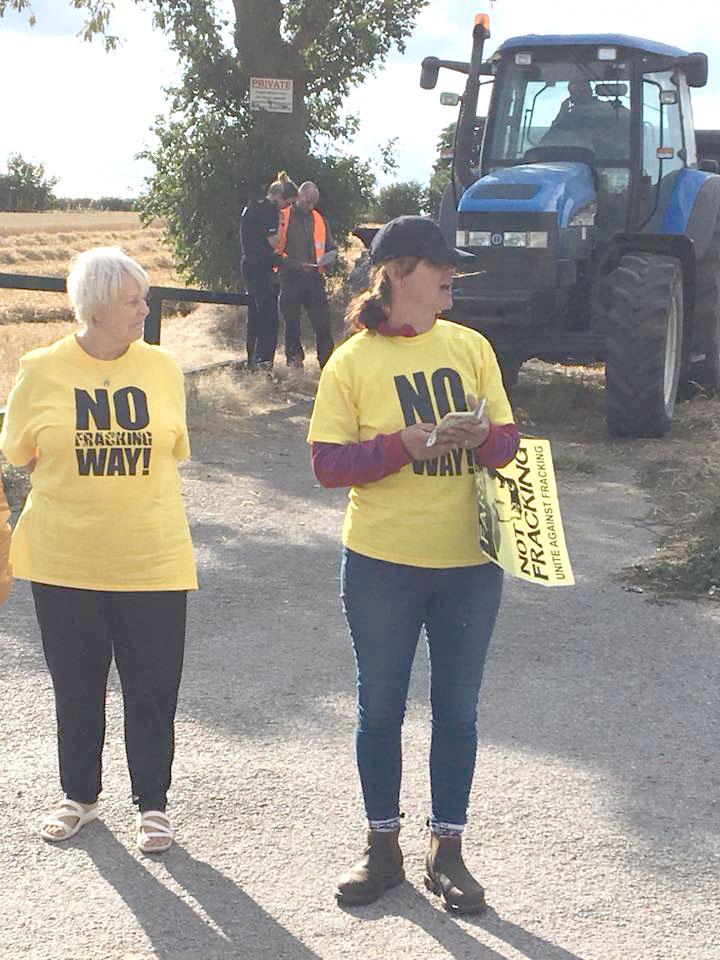 180829 Bramleymoor Lane protest Joanne Gough2
