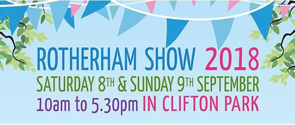 180909 Rotherham show