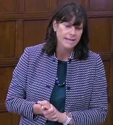 180912 WestHall Planning debate Claire Perry