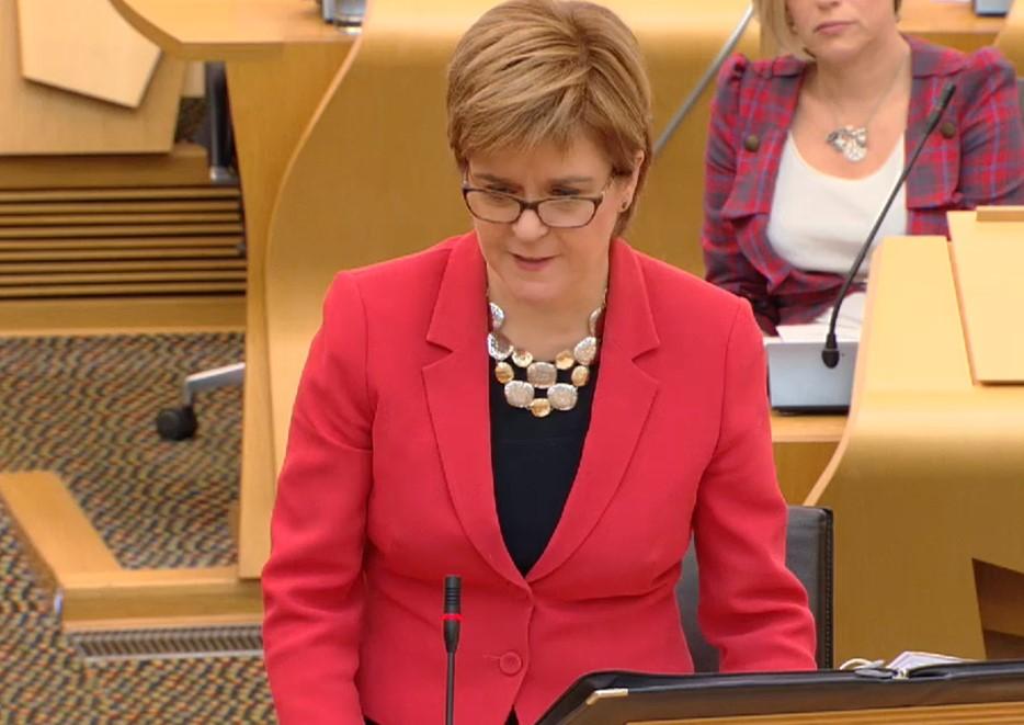 180920 Nicola Sturgeon
