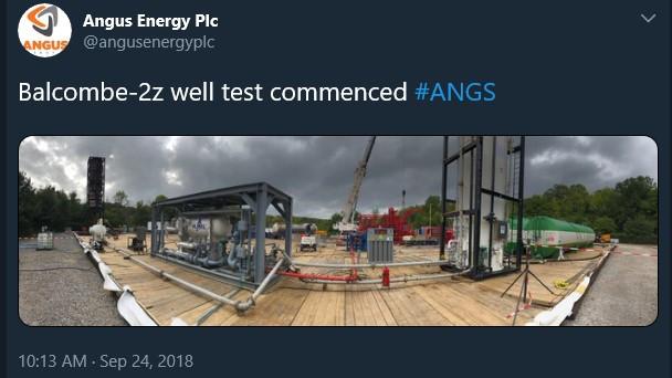 180924 Angus Balcombe flow test tweet