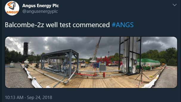 180924 Angus Balcombe flow test tweet