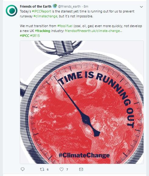 181008 IPCC FoE tweet
