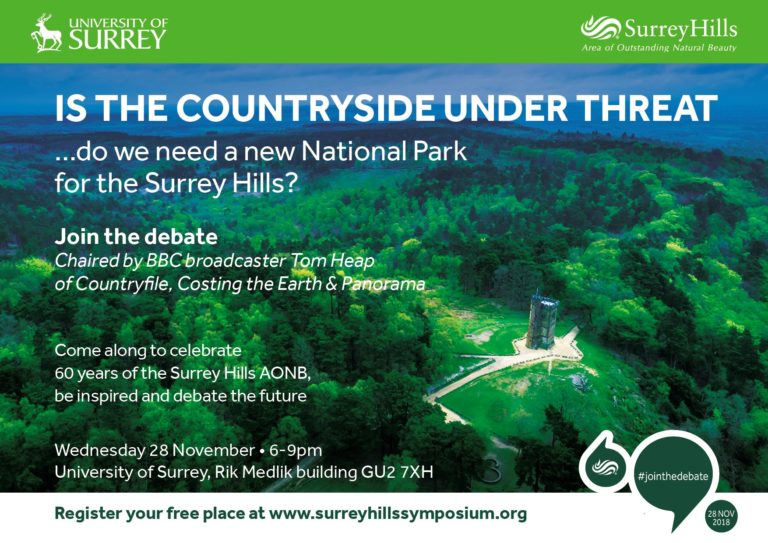 181128 Surrey Hill symposium