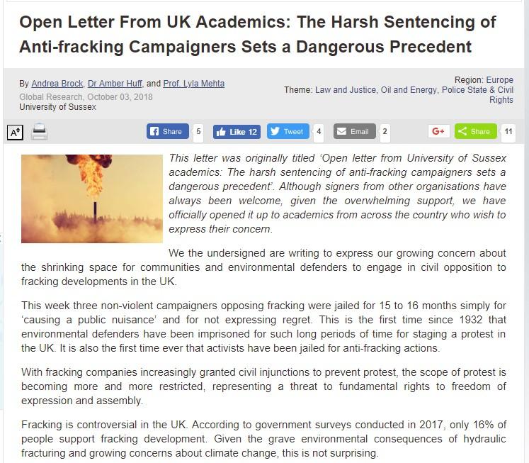 academics letter