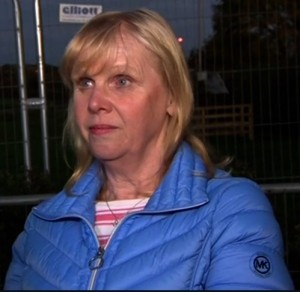 Susan Holliday BBC North West tonight 181015