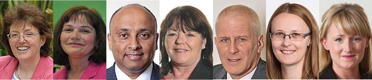 Labour MPs montage
