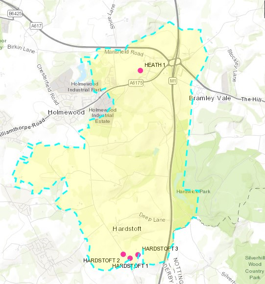 CE001 Derbyshire