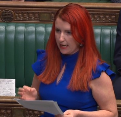 190328 Louise Haigh Parliament tv