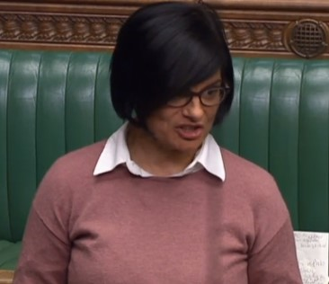 190328 Thangam Debbonaire Parliament tv