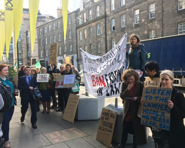 190417 snp conference ban fracking