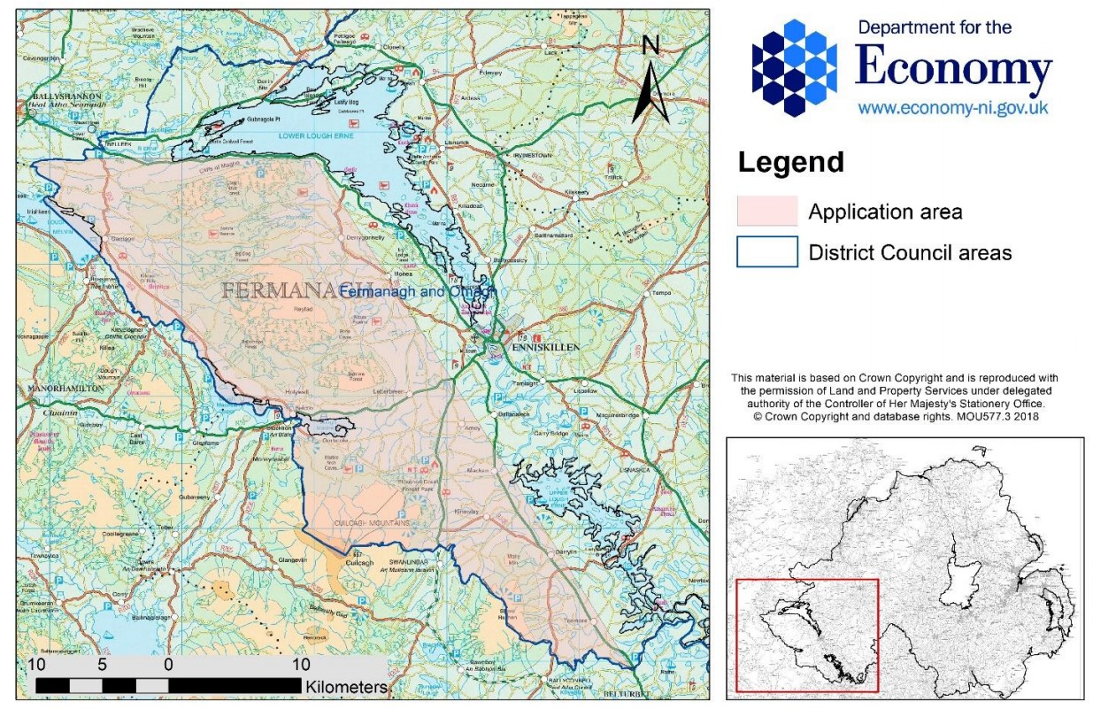 190508 Fermanagh application area DENI