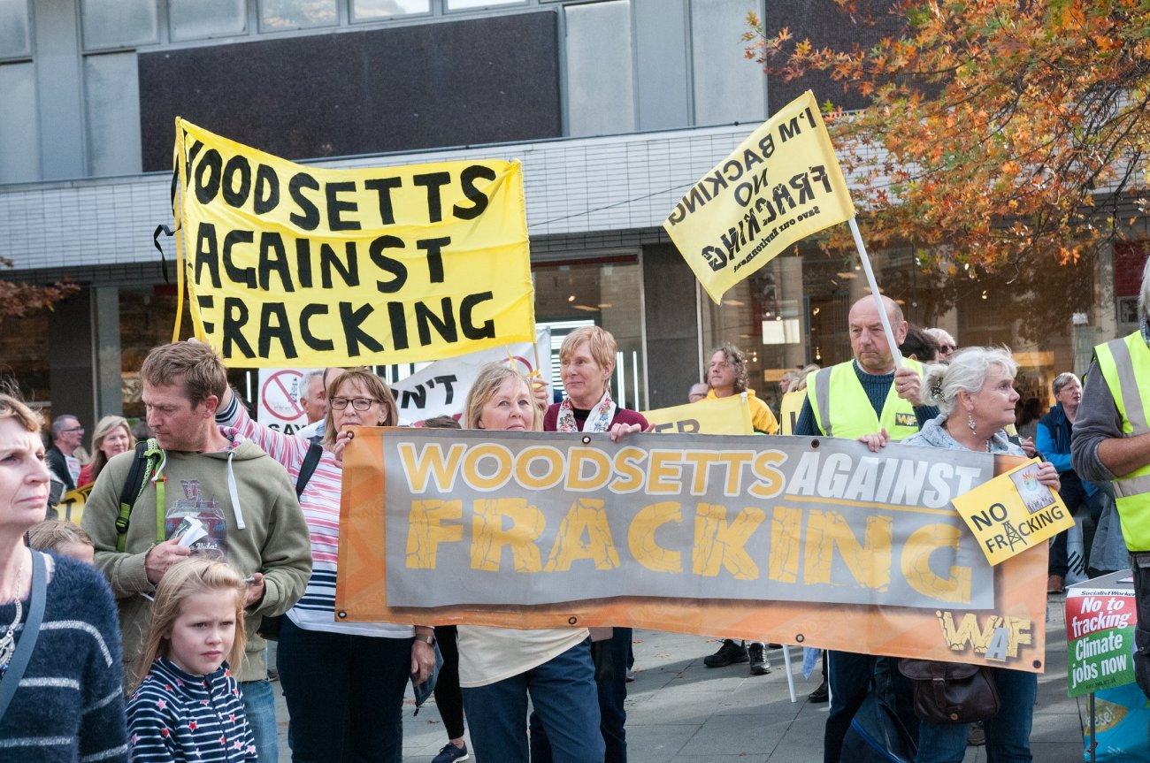 Woodsetts Vs Fracking