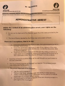 ArrestRightsFoodandWaterEurope