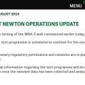 190822 West Newton notice