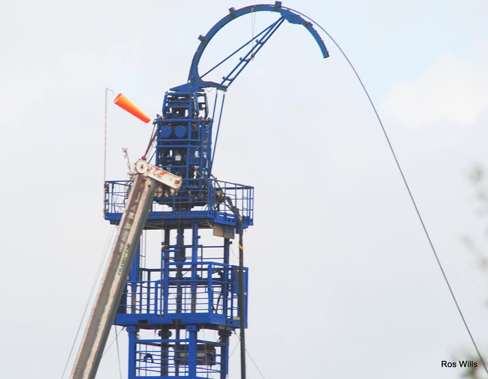Cuadrilla fails to fix well problem at Preston New Road fracking
