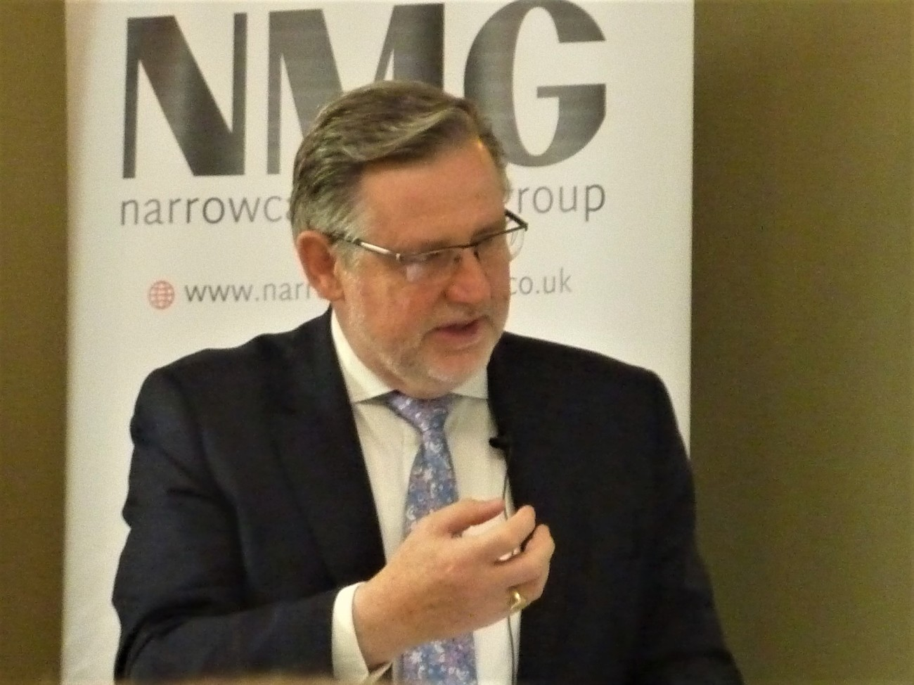 190922 Barry Gardiner MP