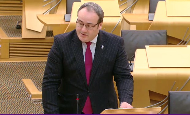 191003 Paul Wheelhouse SNP ScottishParliamentTV