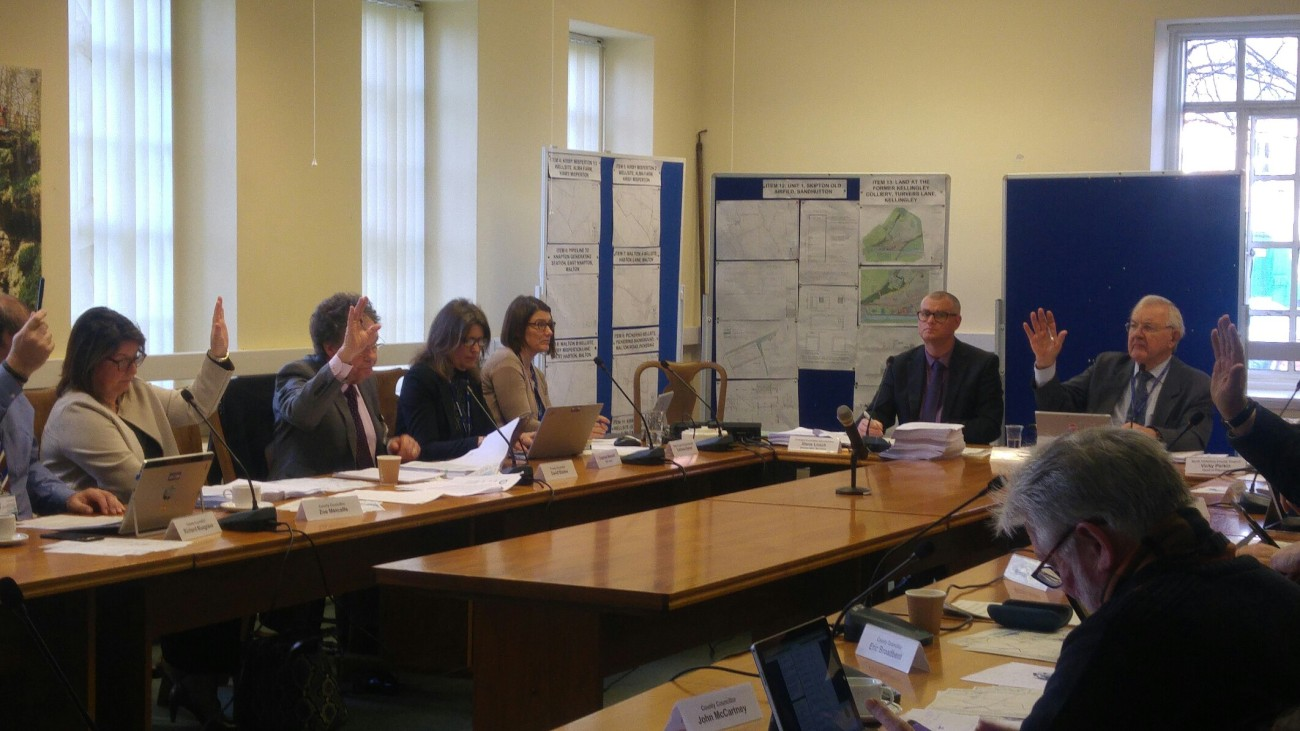 200121 Ryedale gas fields meeting 3 dod
