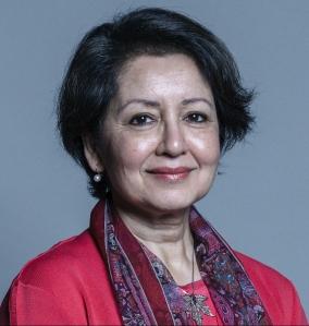 Baroness Sheehan