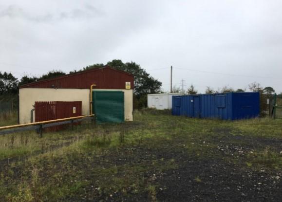 Elswick generator welfare and storage Cuadrilla Resources