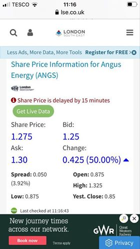 200305 Angus shares rise