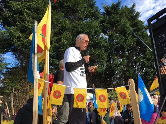 Colin Watson climate rally2 181020